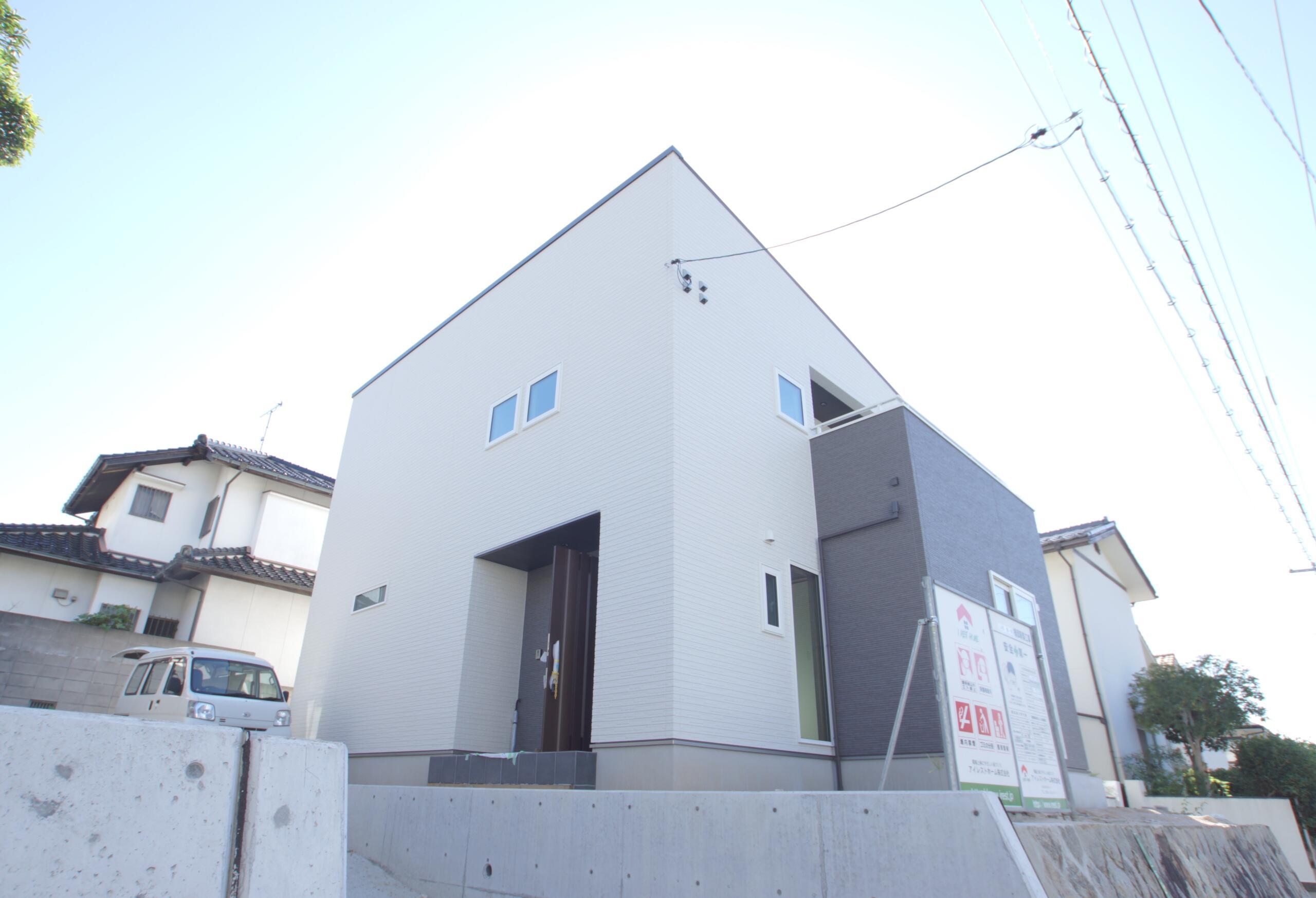 【安佐南区上安】完成見学会開催!!~吹抜けリビングの家~
